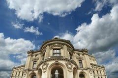 歌剧Garnier在巴黎(自白天),法国 库存图片