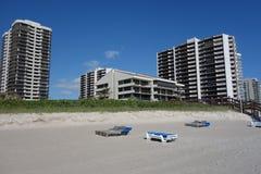 歌手海岛的,佛罗里达豪华公寓 免版税库存图片