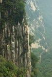 歌曲山脉风景峭壁  免版税库存照片