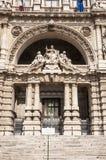 正义宫殿在罗马,意大利 库存照片