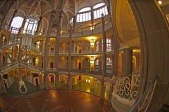 正义宫殿 柏林德国 库存图片