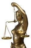 正义符号 库存图片