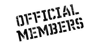 正式成员不加考虑表赞同的人 免版税图库摄影