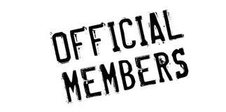 正式成员不加考虑表赞同的人 库存照片