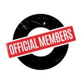 正式成员不加考虑表赞同的人 免版税库存照片