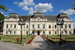 正统主教管区大厦从18世纪 免版税图库摄影