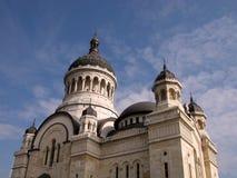 正统的大教堂 库存图片
