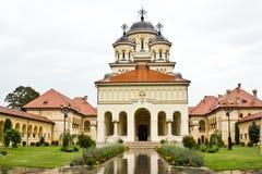 正统的大教堂 库存照片