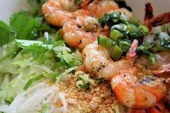 正餐越南语 库存照片