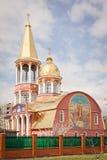 正统修道院在基辅 库存照片