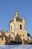 正统大教堂 库存照片