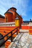正统的修道院 库存图片