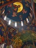 正统的教会 免版税库存照片