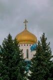 正统的教会 Uzhgorod 库存照片