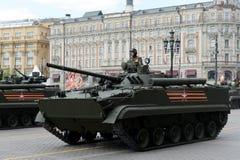 步兵作战车辆BMP-3 库存图片