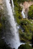 步枪落国家公园,科罗拉多 免版税库存图片