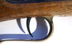 步枪触发器 图库摄影
