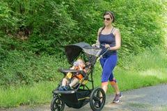 步行为生活,罗阿诺克,弗吉尼亚,美国 免版税图库摄影