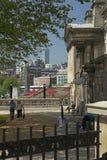 步行者美术画廊利物浦 免版税库存照片