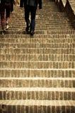 步行 免版税库存照片