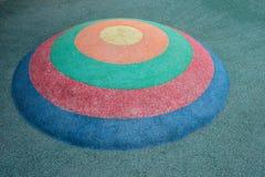 步颜色半球形 免版税图库摄影