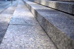步骤石头 免版税图库摄影