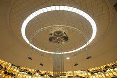 武器图拉俄罗斯博物馆的圆顶  库存照片