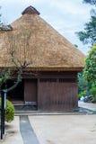 武士房子和博物馆在Chiran 免版税库存图片