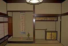 武士房子,今池,日本 库存照片