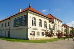武库大厦在华沙,波兰 免版税库存照片