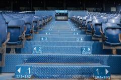 武里喃府团结了位子体育场 库存图片