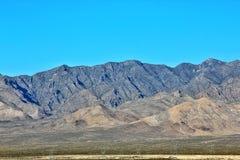 死亡谷国家公园 免版税库存图片
