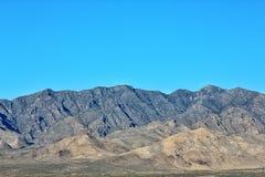 死亡谷国家公园 免版税图库摄影
