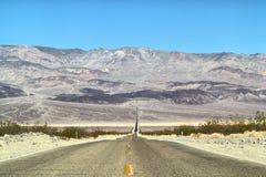 死亡谷 免版税图库摄影