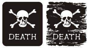 死亡 库存图片