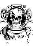 死的Astronot 免版税库存图片