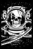 死的Astronot 图库摄影