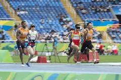 残奥会开幕式里约2016年 免版税库存图片