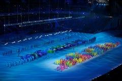 残奥冬天比赛2014年 免版税库存图片