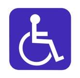 残疾后备 库存照片