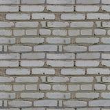 残破的砖设置无缝的照片纹理与老ciment b的 免版税库存照片