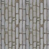 残破的砖设置无缝的照片纹理与老ciment b的 库存照片