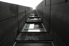 残酷建筑学 免版税图库摄影