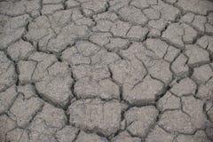 残破的土壤 免版税库存图片