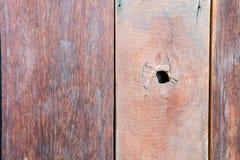 残破的木头的样式 免版税库存图片