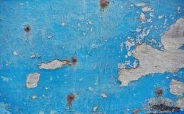 残破的油漆背景 库存照片