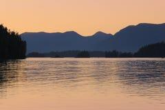 残破的海岛柔和的淡色彩 库存照片
