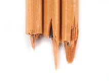 残破的铅笔 图库摄影