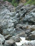 残破的水壶小河 库存照片