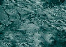 残破的玻璃碎片 免版税图库摄影